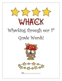 1st Grade RTI Fluency Packet