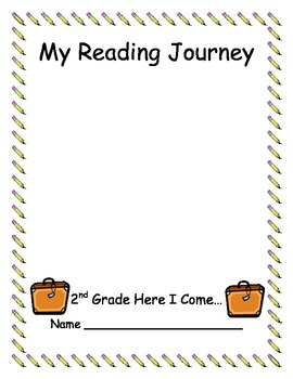 1st Grade Readers Workshop- End of Year Reading Reflection Journal