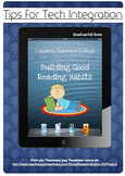 1st Grade Reader's Workshop iPad Tech Integration Lessons
