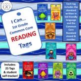 1st Grade Reading Common Core Tags
