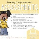 1st Grade Reading Comprehension Assessments DIGITAL CLASSROOM