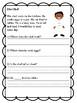 1st Grade Reading Comprehension - Key Included - No Prep