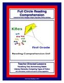 1st Grade Reading Comprehension Unit - Kites
