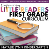 1st Grade Reading Curriculum Interactive Read Alouds | Emp