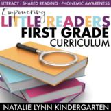 1st Grade Reading Curriculum Interactive Read Alouds   Emp
