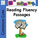 1st Grade Reading Fluency Passages BUNDLE
