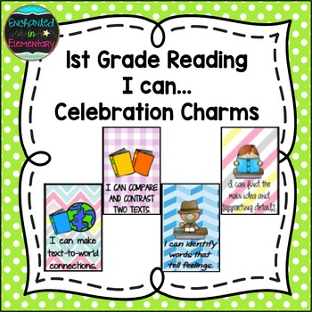 1st Grade Reading I can...Brag Tags
