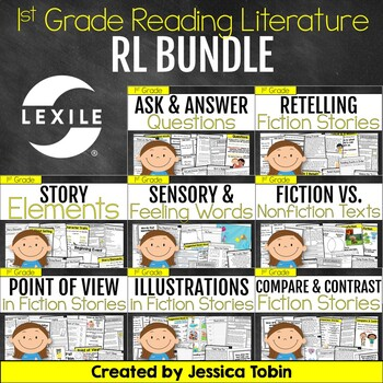 Reading: Literature- 1st Grade