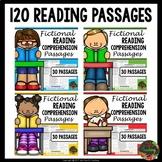 1st Grade Reading Comprehension Passages - 1st Grade Find the Evidence (BUNDLE)