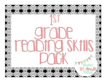 1st Grade Reading Skills