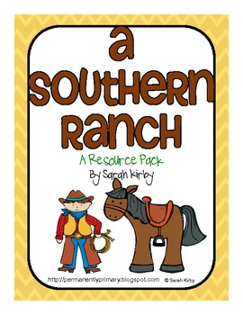 A Southern Ranch Resource Pack