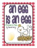 An Egg Is an Egg Resource Pack