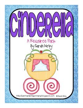Cinderella Resource Pack