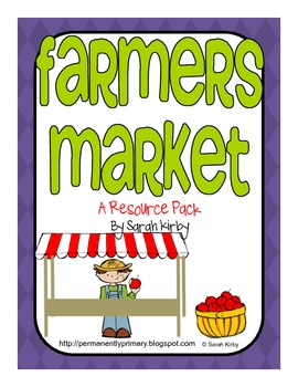Farmers Market Resource Pack