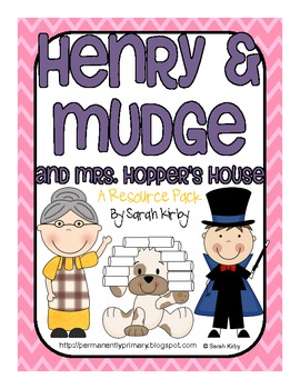 Henry and Mudge and Mrs. Hopper's House Resource Pack