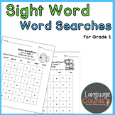 1st Grade Reading Street High-Frequency Word Searches