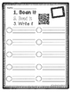 1st Grade Reading Street High Frequency Words QR Codes - Unit 3