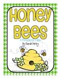 Honey Bees Resource Pack