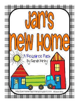 Jan's New Home Resource Pack