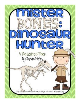 Mister Bones: Dinosaur Hunter Resource Pack