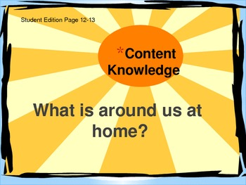 1st Grade Reading Street Power Point- Unit R Week 1 Day 1