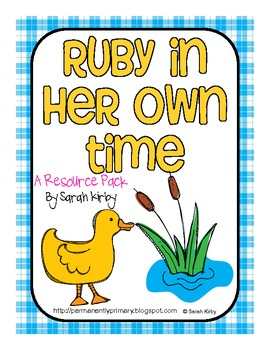 Ruby in Her Own Time Resource Pack