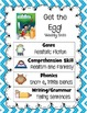 1st Grade Reading Street Target Skills Posters