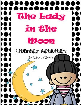 1st Grade Reading Street The Lady in the Moon Literacy Center Activities