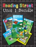 1st Grade Reading Street Unit 1 Bundle