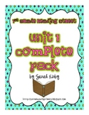 1st Grade Unit 1 Complete Pack