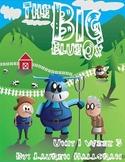 1st Grade Reading Street Unit 1 Week 3 The Big Blue Ox