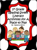 First Grade Reading Street A Place to Play Literacy Activities