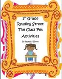 Reading Street The Class Pet Literacy Activities
