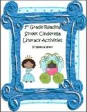 First Grade Reading Street Cinderella Literacy Activities