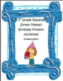First Grade Reading Street Mama's Birthday Present Literacy Activities