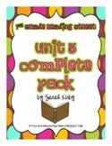 1st Grade Unit 5 Complete Pack