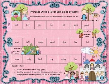 Reading Street 1st Grade Unit 5 Spelling & Phonics Games Pack (RF.1.3, L.CCR.2)