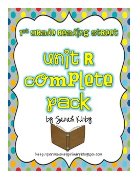 Unit R Complete Pack