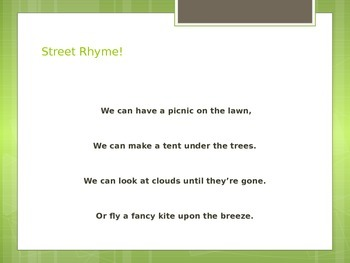 1st Grade Reading Street Unit R Week 3 Tip and Tam Powerpoint