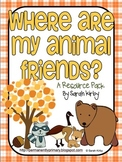 Where Are My Animal Friends? Resource Pack