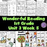 1st Grade Reading Unit 3 Week 5