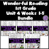 1st Grade Reading Unit 4 Bundle