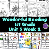 1st Grade Reading Unit 5 Week 2