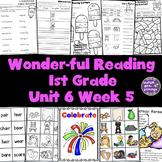 1st Grade Reading Unit 6 Week 5