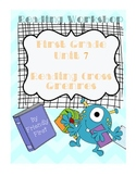 1st Grade Reading Cross Genres Charts & Teaching Points