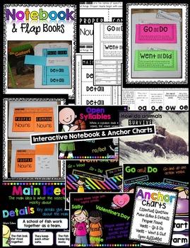 1st Grade Reading Wonders Supplement {Grade 1, Unit 4, Week 3}