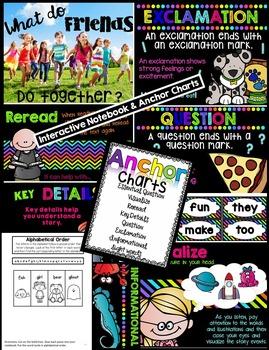 1st Grade Reading Wonders Supplement {Unit 1, Week 4}