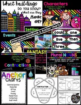 1st Grade Wonders Supplement {Unit 2, Week 2}