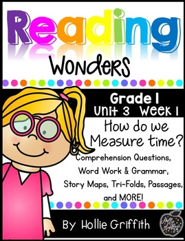 1st Grade Reading Wonders Supplement {Unit 3, Week 1}