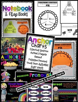 1st Grade Reading Wonders Supplement {Unit 6, Week 2}